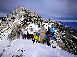 Corso Alpinismo Moderno, edizione estiva