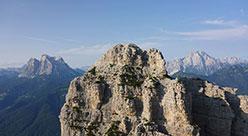 Viaz del Gonela - il trekking  Selvaggio Blu delle Dolomiti