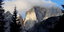 Nel cuore delle Alpi Giulie