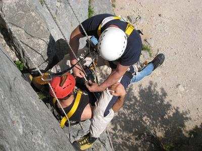 Settore Lavoro e le Guide Alpine
