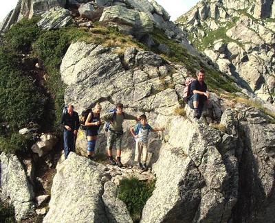 Alta via Alpi Biellesi