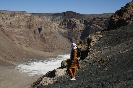 CIAD - Emi Koussi, il tetto del Sahara