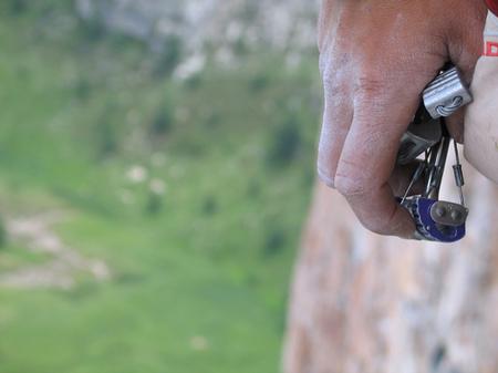 Corso di arrampicata a Finale Ligure