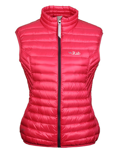 Viking Nord Pool Rab - Microlight Vest Woman  Trekking Arrampicata Via ferrata Alpinismo