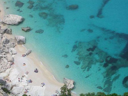 Sardinia - Wild Blue trek