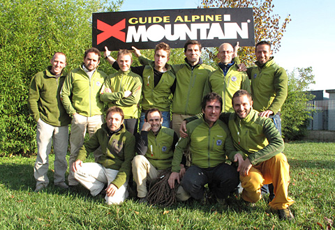 Guide Alpine XMountain
