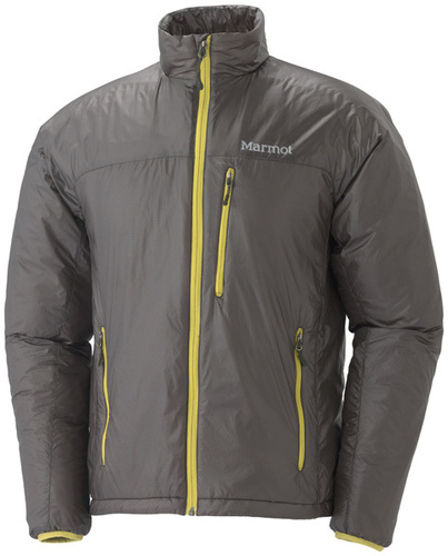 Marmot Baffin Jacket  Trekking Climbing Via ferrata Mountaineering