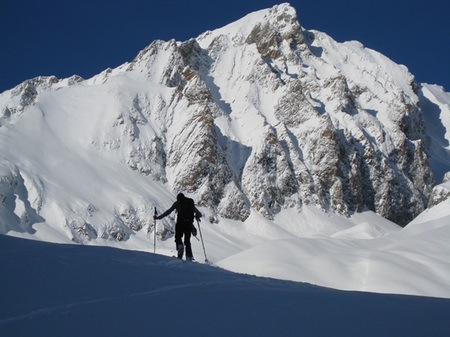 Skitouring, iceclimbing and freeriding in Austria