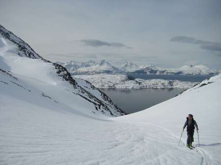 Scialpinisimo alle Isole Lofoten