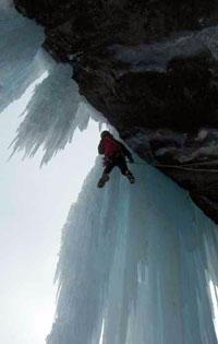 Arnas cascate di ghiaccio