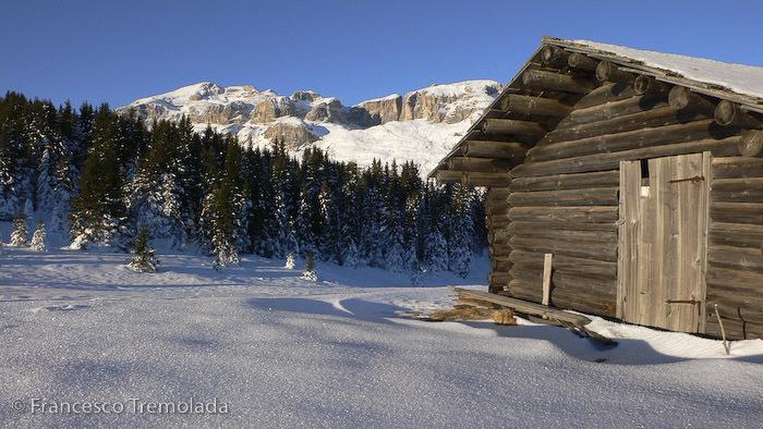 Monte Cherz, Francesco Tremolada