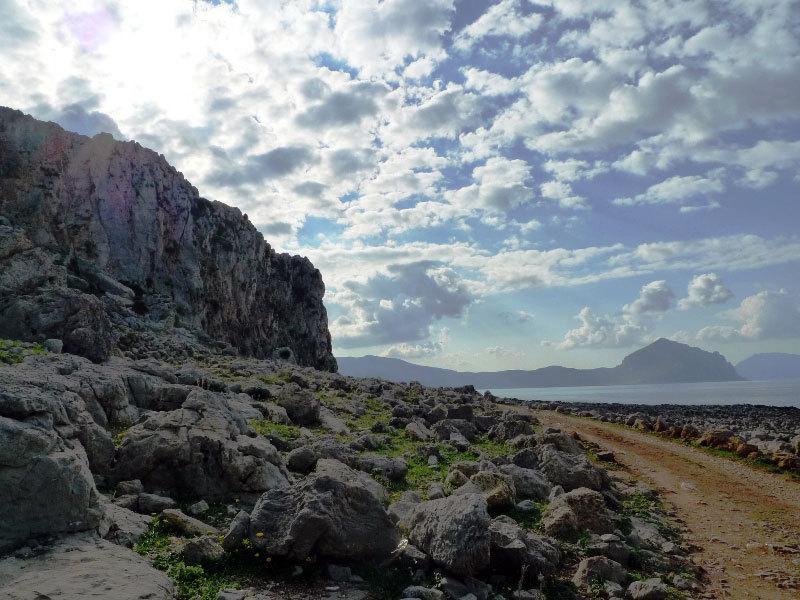 Cala Mancina - San Vito Lo Capo, Sicilia, N. Costi