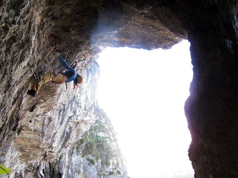 Grotta del Quai, Iseo, M11, V. Seganfreddo