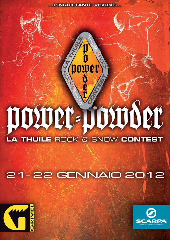 Il 21 e il 22 gennaio 2012 ritorna a La Thuile, in Valla d'Aosta, il Rock&Snow Contest che unisce la passione per lo sci all'arrampicata.,