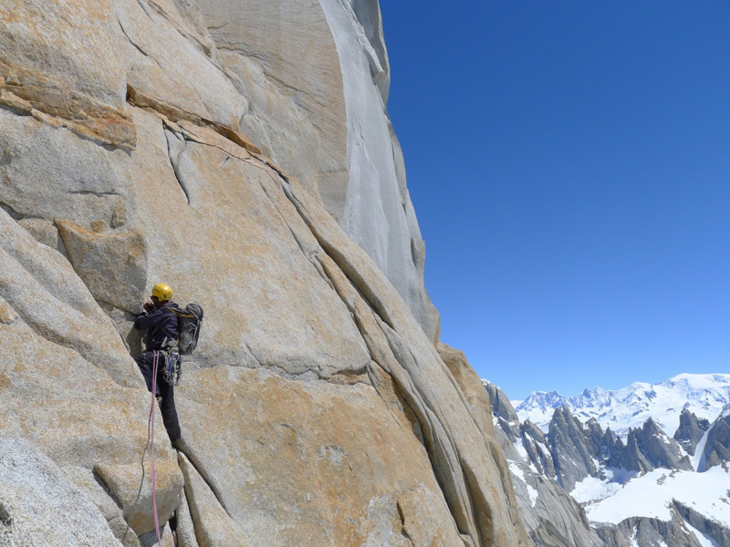 On the penultimate pitch, Damiano Barabino