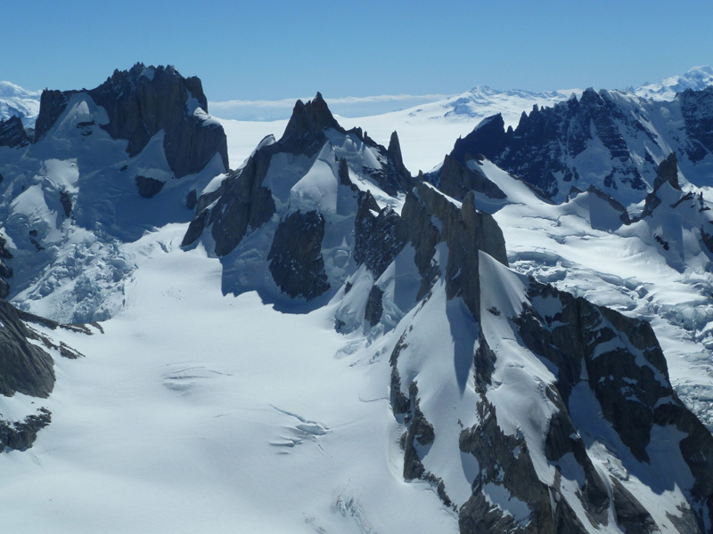 The Piergiorgio Pollone group seen from the summit, Marcello Sanguineti