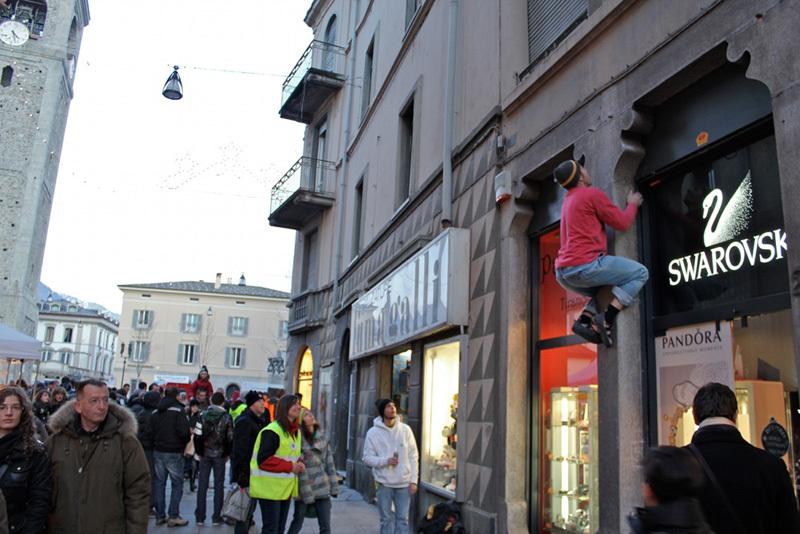 Sondrio Street Climbing 2011: , Luca Maspes
