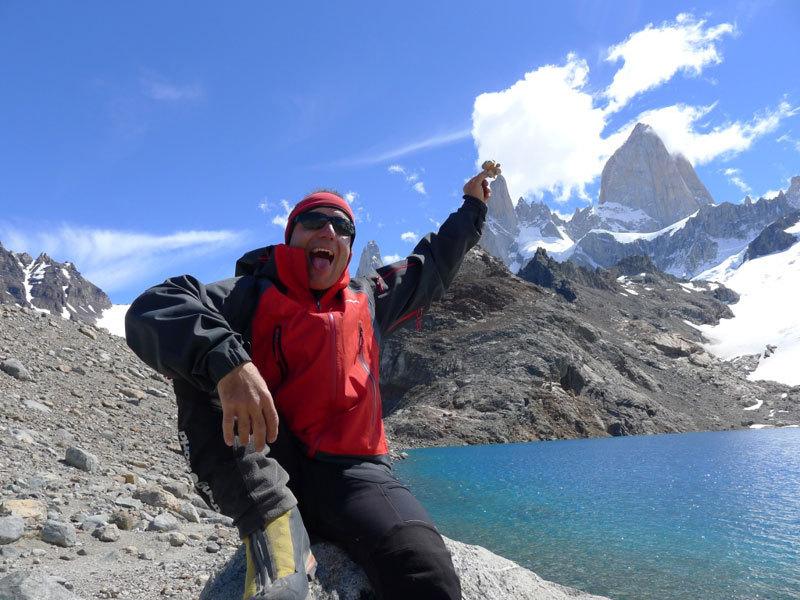 Aguja Poincenot, Patagonia. Alla faccia della scaramanzia, Christian Türk