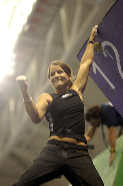 Anna Stöhr, IX Campionato del Mondo - Aviles 2007, Giulio Malfer
