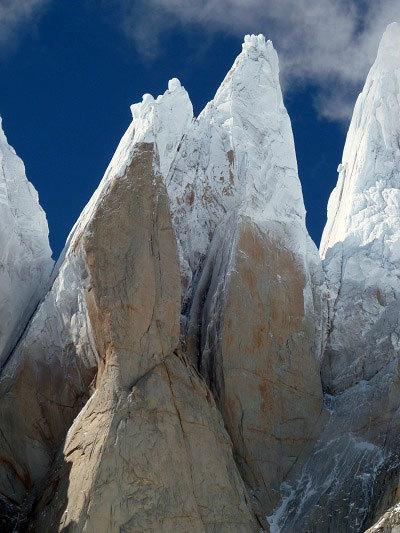Torre Egger, Patagonia, archivio M. Bernasconi, M. Della Bordella