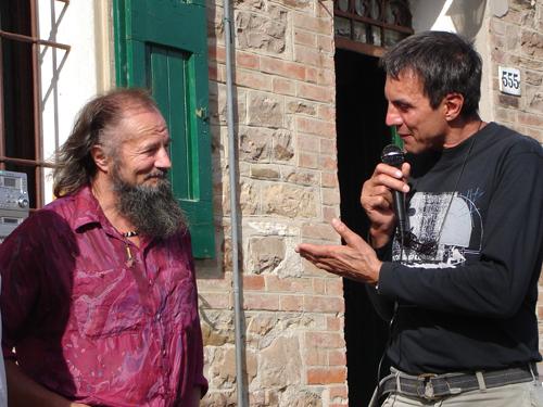 Fausto De Stefani e Mario Trimeri, arch. Manuel Lugli