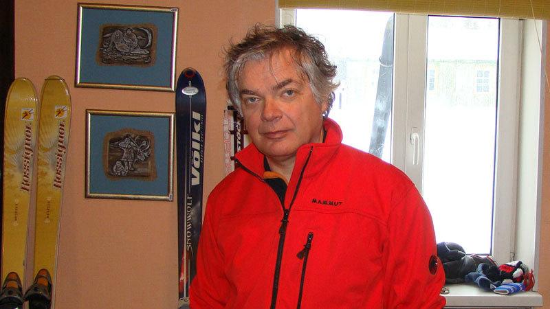 Il dott. Luigi Festi ideatore e coordinatore del Master Internazionale di 2° livello in Medicina di Montagna, archivio L. Festi