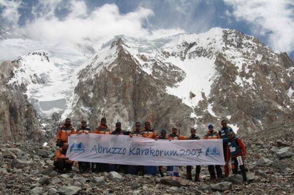 , arch. Abruzzo Karakorum 2007