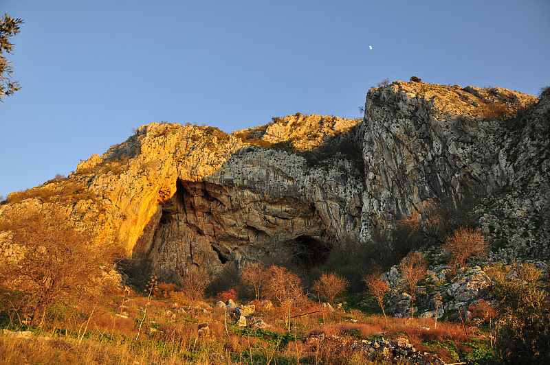 The crag Archidona, Spain, archive Klemen Becan
