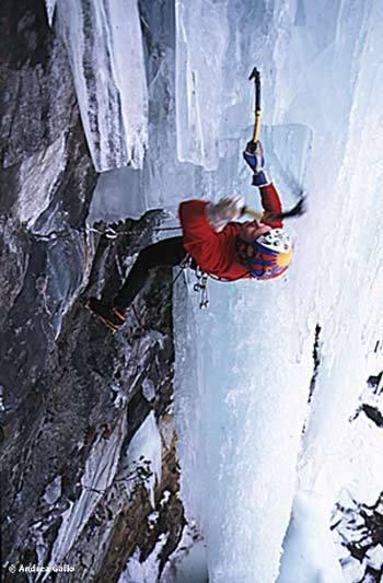 Mauro Bubu Bole climbing X-Files, M10 Val di Cogne, Andrea Gallo
