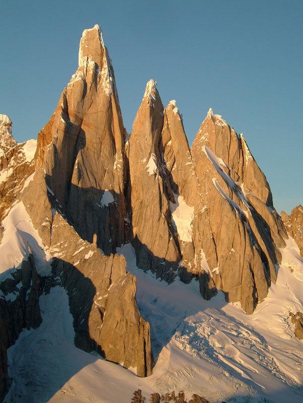Cerro Torre, Luca Maspes