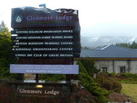 Glenmore Lodge,  archivio Marcello Sanguineti
