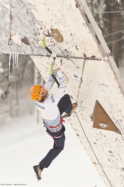 The 4th stage of the Ice Climbing World Cup 2012 at Busteni (Romania), Pavalache Stelian - www.photodesign.ro