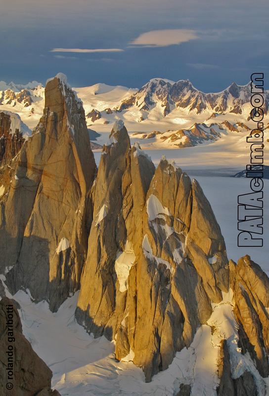 Cerro Torre, Rolando Garibotti
