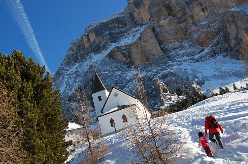 Santa Croce - Prati dell'Armentara, Franco Voglino e Annalisa Porporato