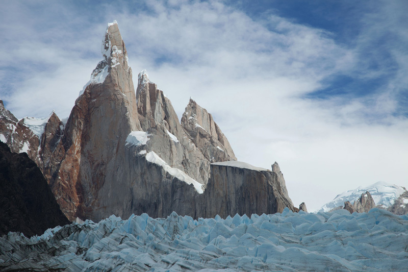 David Lama making the first free ascent of the Compressor Route, Cerro Torre, Patagonia 20-21 January 2012., Lincoln Else/Red Bull Content Pool