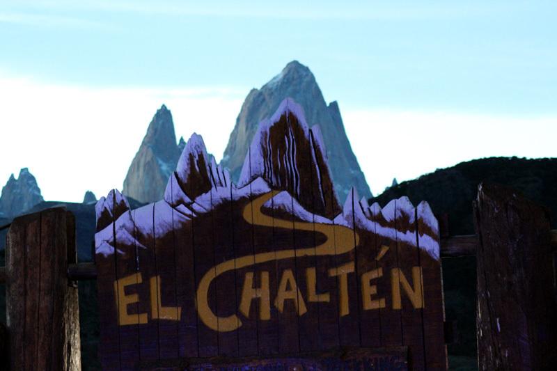 El Chalten e il Cerro Fitz Roy, Elio Orlandi
