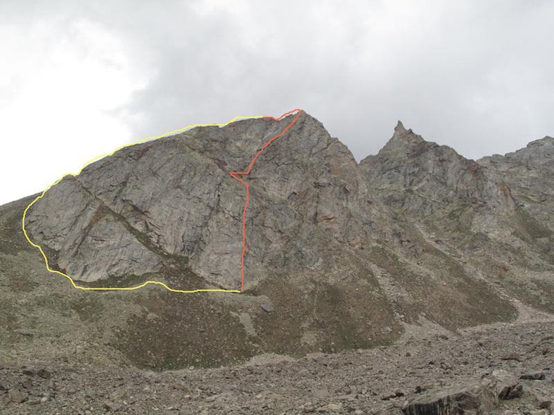 Torro Peak, Gerhard Schaar