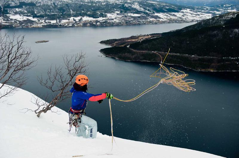 Ines Papert, Romsdalen, Norvegia, Thomas Senf