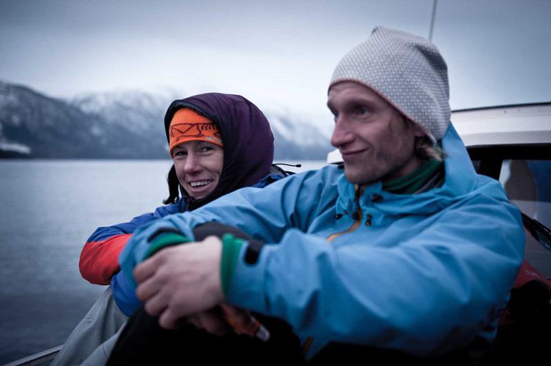 Ines Papert & Rudi Hauser, Thomas Senf