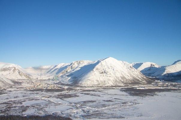 Khibini e le sue montagne, archive Nefedov