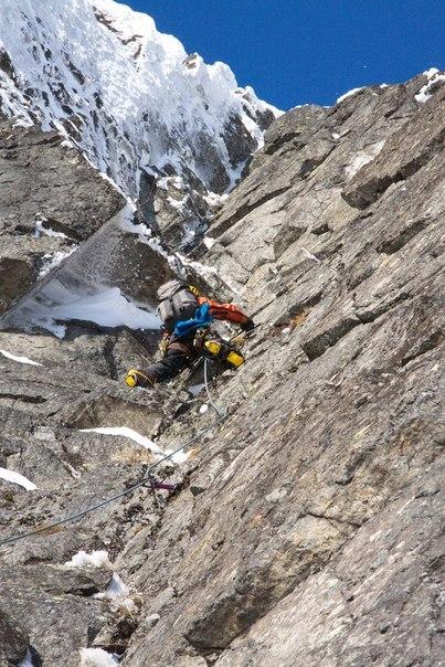 Climbing Vera, archive Nefedov