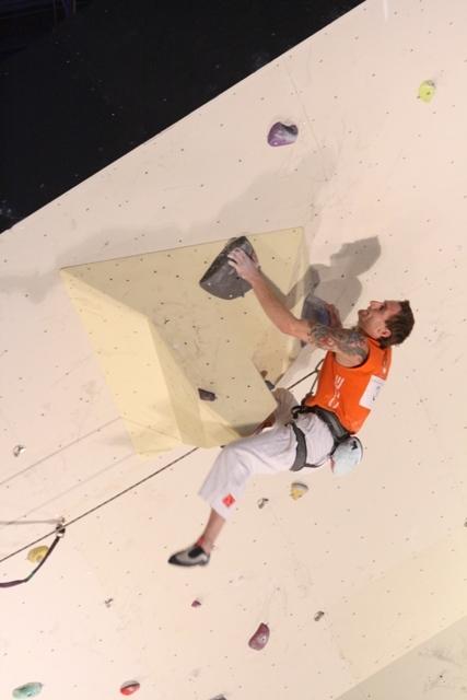 Tomasz Mrazek, www.climbing-wc2007.com