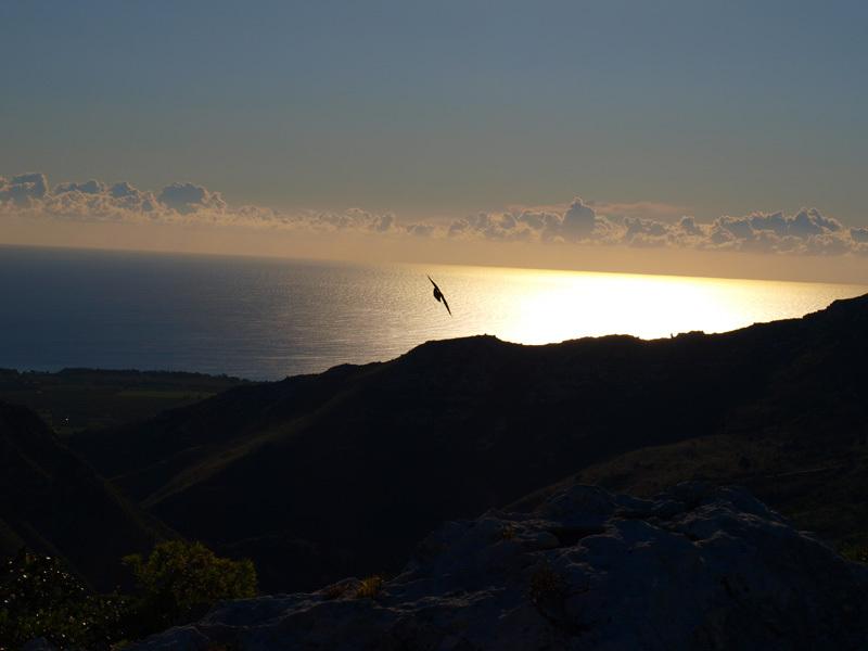 Il tramonto, Giorgio Iurato