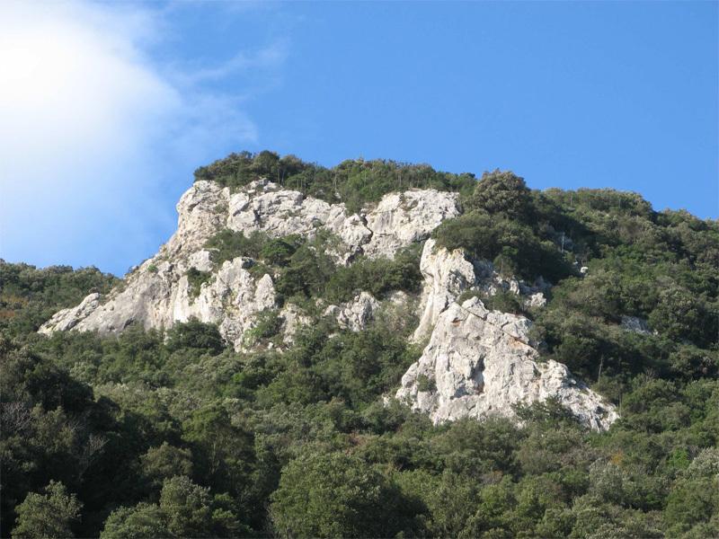 Monte Calvo, Eraldo Meraldi
