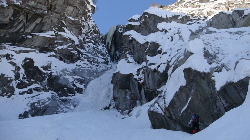 Super Adrenaline in Valle di Daone, Giorgio Tameni