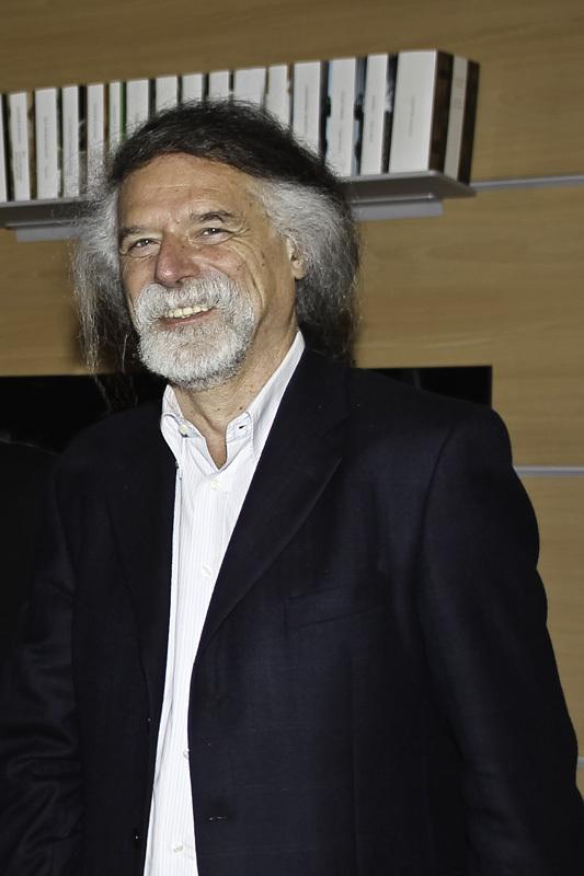 Piolets d'Or 2012: Alessandro Filippini (Jury member), Alessandro Filippini