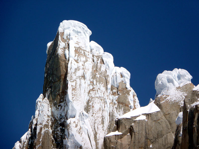 Cerro Torre, Elio Orlandi