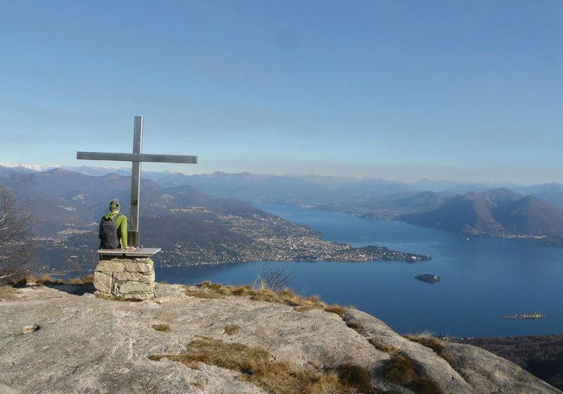 Lago Maggiore dal Mottarone, Alberto Paleari