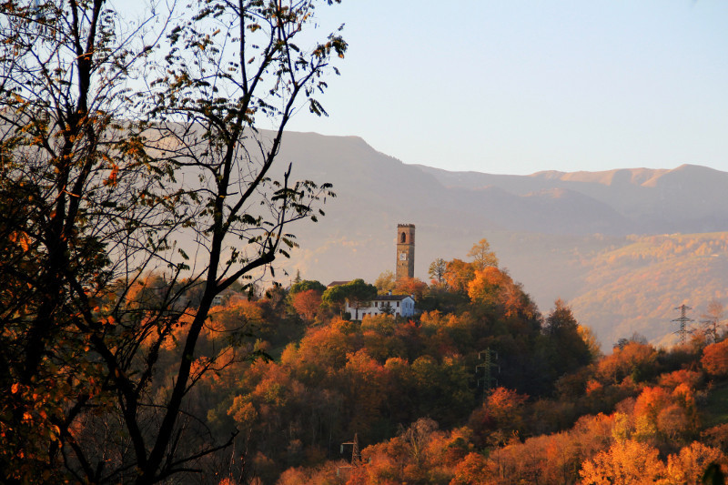 The beautiful town Asolo, the starting point for the  Zero-3000 Extreme Race., Zero-3000 Extreme Race