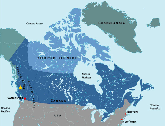 Canada, Planetmountain